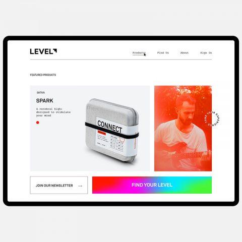 Level Blends